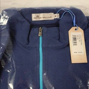 Peter Millar Sweaters - Peter Millar Mens 1/4 Zip Sweater (76)